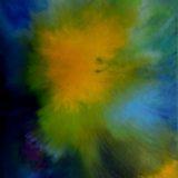Duše slunce - olej na sololitu - 60 x 45 cm - r. 2008
