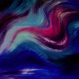 Tichá naplňující radost - olej na sololitu - 138 x 103 cm - r. 2008