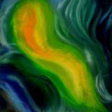 Příroda - olej na sololitu - 139 x 110 cm - r. 2008