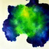 Vyjímečná láska - olej na sololitu - 103 x 92 cm - r. 2009