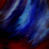 Opuštění - olej na sololitu - 110 x 60 cm- r. 2007