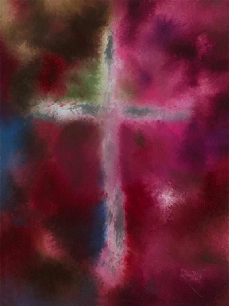požehnání barva bez okraje 1 zmenšený