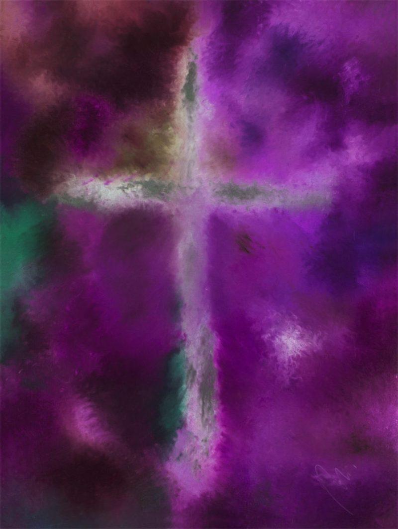 požehnání barva bez okraje 2 zmenšené