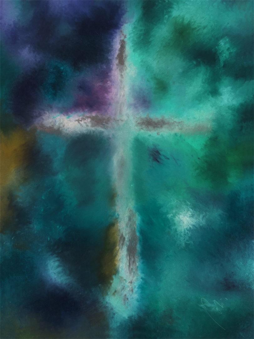 požehnání barva bez okraje 3 zmenšený